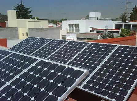 2016, el año de fotovoltaico en México